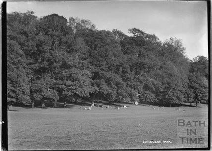 Longleat Park - before the lions! c. May 1938