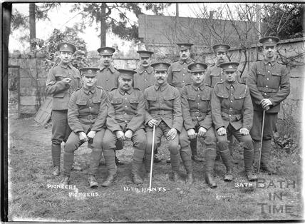 Pioneers, 12th Hants, Bathwick, Bath No.15 c.April 1915