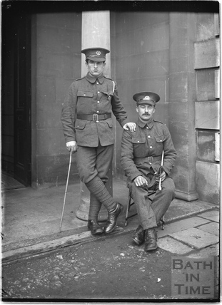 12th Hants, Bath, c.April 1915