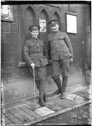 12th Hants, Bath c.April 1915
