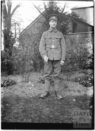 12th Hants, Bath, c.April 1915