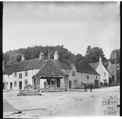 Castle Combe c.1892