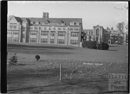 Downside Schools Stratton-on-the-Fosse, Somerset, c.1935