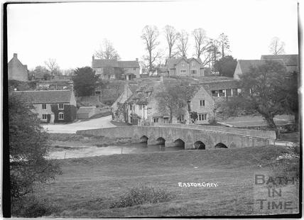 Easton Grey, Wiltshire, c.1935