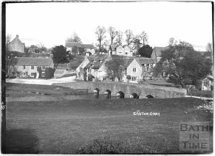 Easton Grey, Wiltshire, April 1935