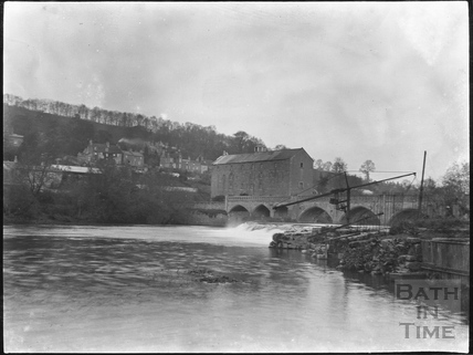 Batheaston Mill c.1900