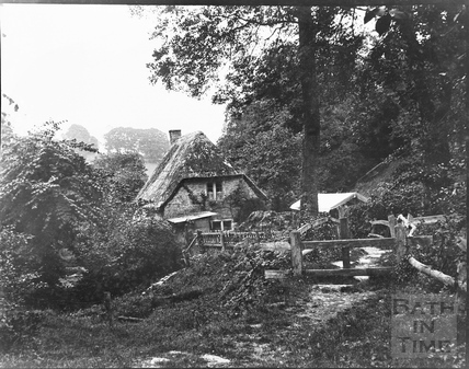 Watercress Cottage, Farleigh Hungerford, c.1900
