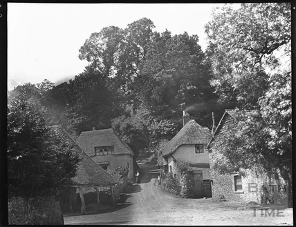 Cockington Forge, near Torquay c.1900