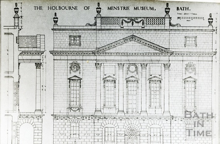 Holburne Museum, formerly Sydney College 1932