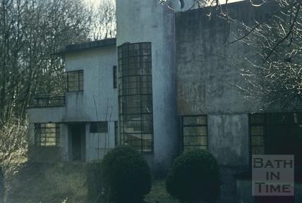 Kilowatt House, rear, 1 March 1974