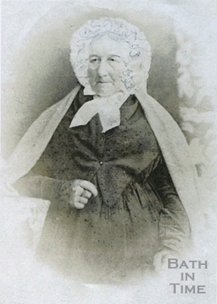 Mary Carr of Johnby (1778-1862) c.1860