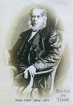Isaac Carr (1804-1875) c.1870