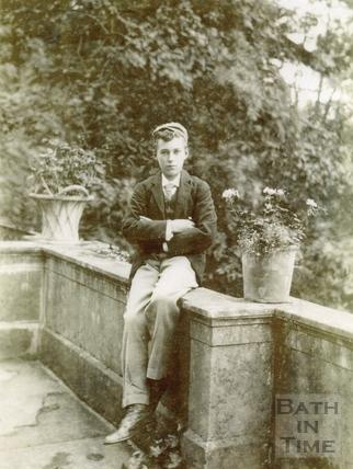 Jonathan Malcolm Carr (1876-1960), at Wood House, Twerton c.1989