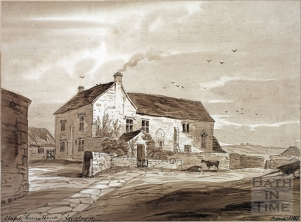 Chapel Farm House, Lansdown March 1851