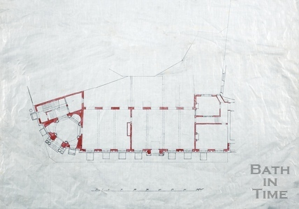 Plan of Victoria Art Gallery (ground floor) [1930s?]
