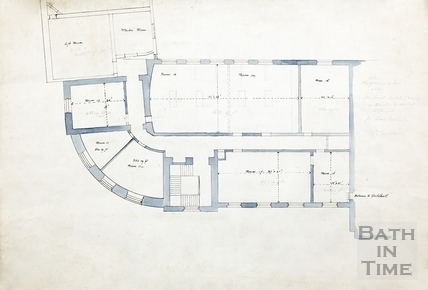 Plan of Technical Schools (first floor) 1932