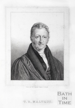 The Rev T.R. (M) Malthus