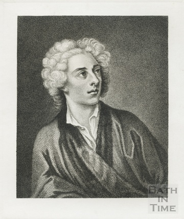 A young Alexander Pope