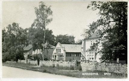 Wansdyke, Bath 1920s