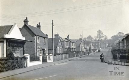 Haynes Road, Westbury c.1930s
