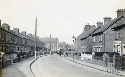 West End, Westbury c.1930s
