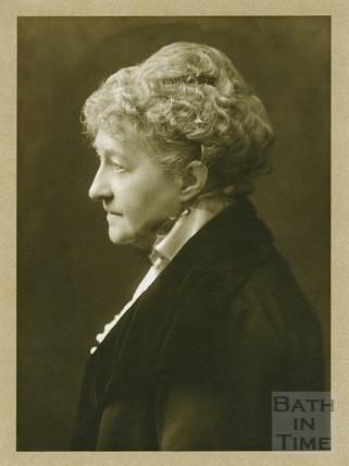 Madam Sarah Grand c.1920