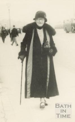 Madam Sarah Grand October 16th 1943