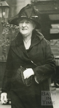Madam Sarah Grand c.1925
