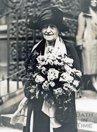 Madam Sarah Grand 1928