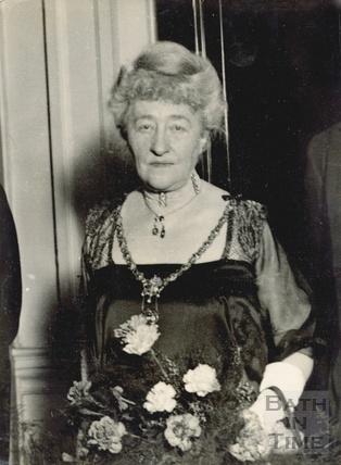 Madam Sarah Grand 1926