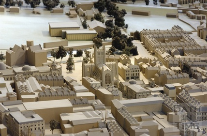 The Bath model, the Abbey, Rec and Parades