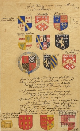 Family and heraldic history of the Long Family, South Wraxall