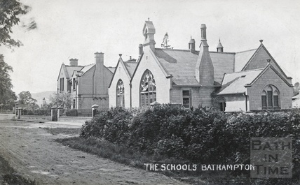 The Schools, Bathampton c.1910