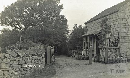 Conkwell Tea Gardens c.1908