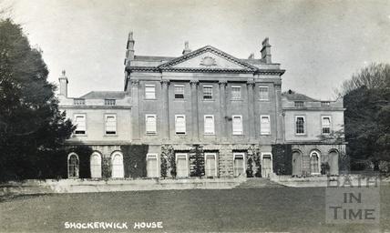 Shockerwick House, c.1915
