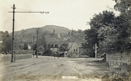 The Crown, Bathford, c.1908