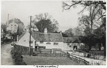 The George, Bathampton c.1910