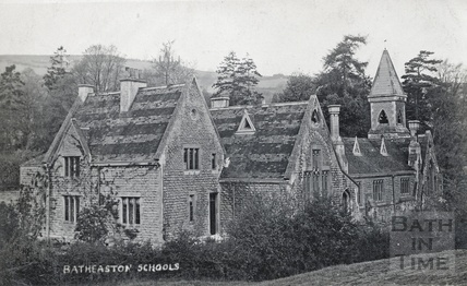 Batheaston Schools, c.1910