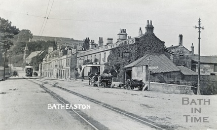 Stambridge, Batheaston c.1906