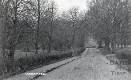 Mill Lane Bathampton c.1910