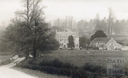 Large house at Freshford c.1910