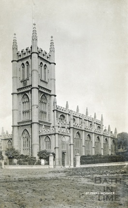 St Mary's church, Bathwick c.1910