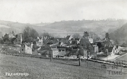 View of Freshford, 1931
