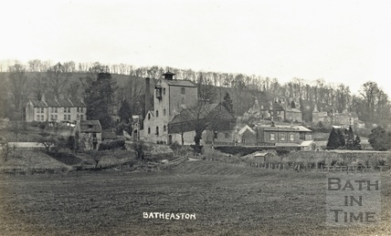 The Brewery, Batheaston c.1910