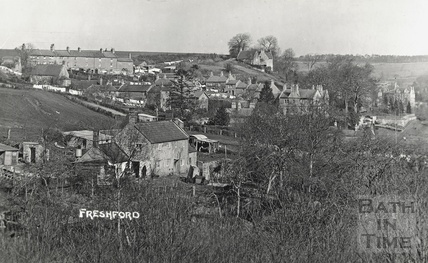 View of Freshford c.1920