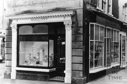 Mallory's jewellers, New Bond Street 8 April 1986