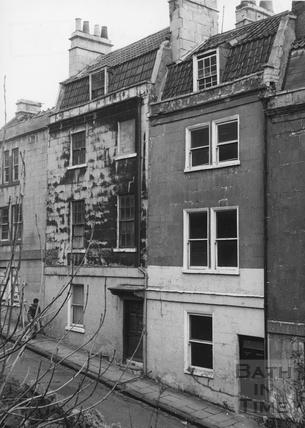 Nos 13-14 Gays Hill, Bath c.1964