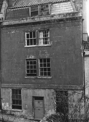 No 12 Gays Hill, Bath 1964