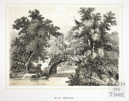 Wick Bridge 1853