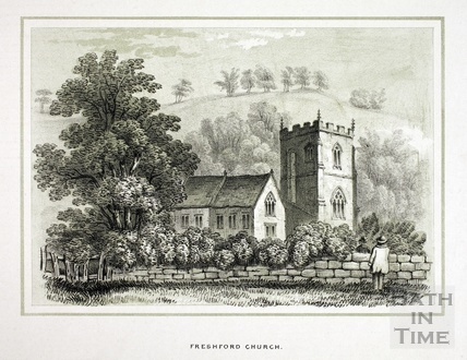 Freshford Church 1853